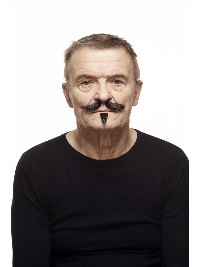 Beard with mustache - photo#22